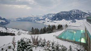 เห็นวิวแล้วต้องตะลึง! Hotel Villa Honegg หนึ่งในโรงแรมที่สวยที่สุดในโลก