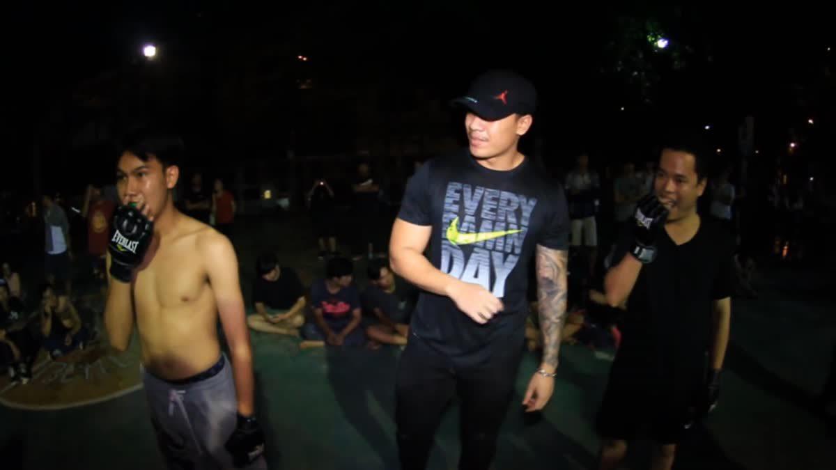 Fight Club Thailand ธัน x มาคัส คู่ที่ 71