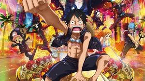 เผยดีไซน์ใหม่แก๊งโจรสลัดหมวกฟางใน One Piece Film Gold