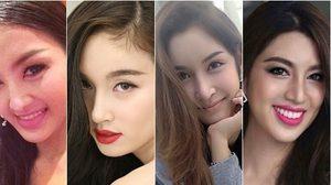 10 กะเทยสวย ที่เป็นกระแสในอินเตอร์เน็ตปี 2015