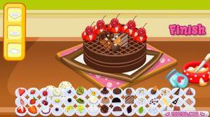 เกมส์ทำเค้ก เค้กผลไม้ Fruit Cake