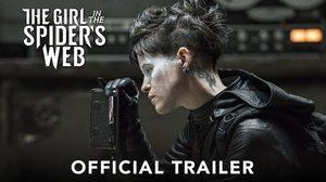 ผู้พิทักษ์ความชอบธรรม ปรากฏตัวแล้ว!! ในตัวอย่างแรก The Girl in the Spider's Web