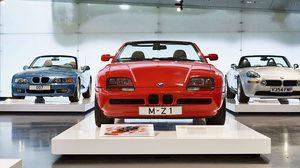 BMW Museum รวมที่สุด ประวัติศาสตร์แห่งยนตกรรม กว่า 100 ปี ตั้งแต่กำเนิดถึงปัจจุบัน
