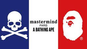 เปิดตัวแล้ว!! A BATHING APE x Mastermind JAPAN คอลเลคชั่นสุดเอ็กซ์คลูซีฟ