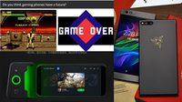ผลสำรวจล่าสุดเผย สมาร์ทโฟนเพื่อการเล่นเกม ต้องมีตัวควบคุมสำหรับเล่นเกมที่ดีกว่านี้!!!