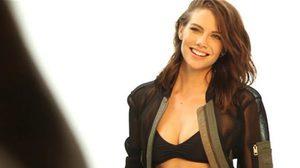 ส่องความสวยของ Lauren Cohan หรือ Maggie นางเอกจากซีรี่ย์ The Walking Dead