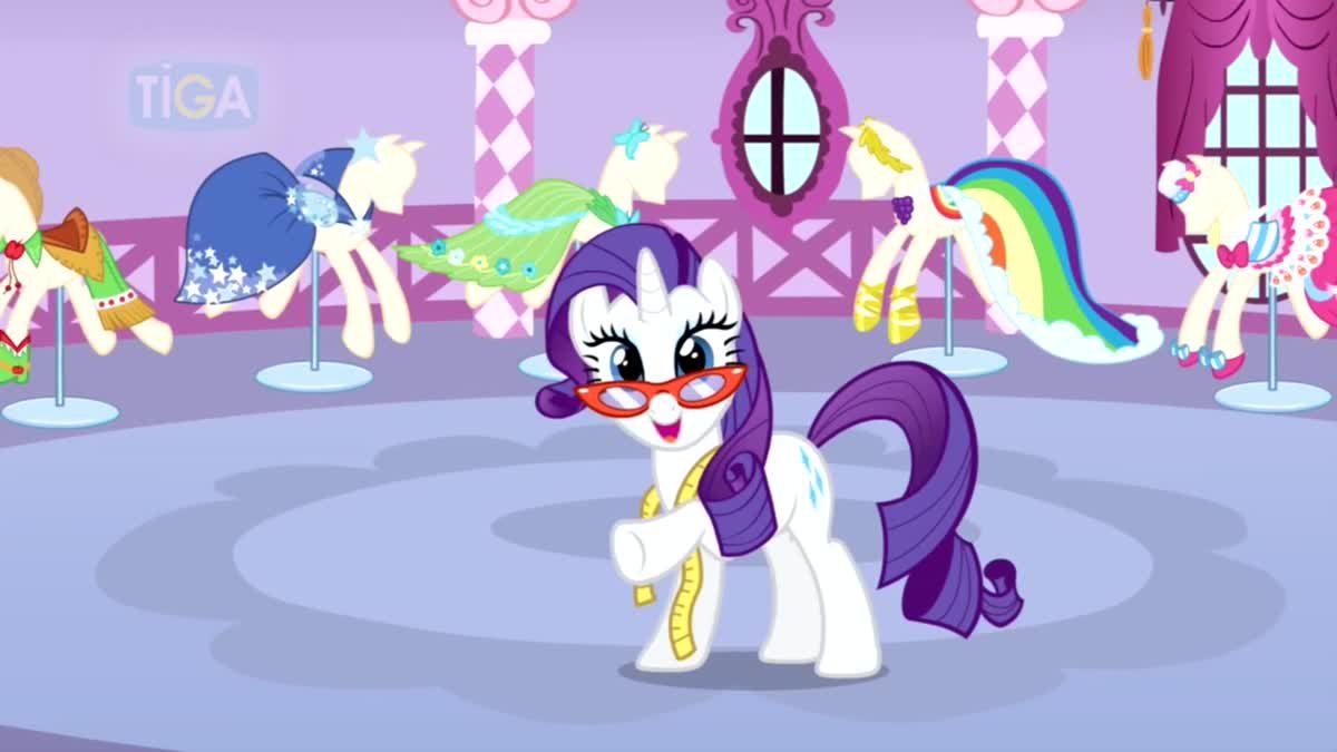 My Little Pony Friendship is Magic: มิตรภาพอันแสนวิเศษ ปี 1 Ep.14/P2