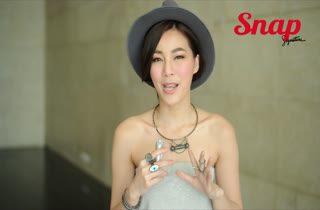 จันจิ ไกอา มีทริคมาบอก ชุดเข้าเซทแต่งยังไงให้สาวตัวเล็กดูขายาวนะจ๊ะ