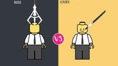 ความแตกต่าง ระหว่างการเป็น เจ้านาย VS หัวหน้า