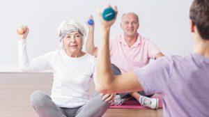 รวม10 ท่า ออกกำลังกายสำหรับผู้สูงอายุ ทำง่าย ได้สุขภาพดี