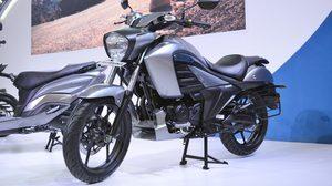 Suzuki เผยโฉม Suzuki Intruder 150 FI ที่งาน Auto Expo 2018