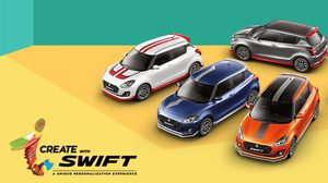 Maruti Suzuki เปิดโปรแกรมให้ลูกค้าเลือกสีรถ คัสตอม New Maruti Swift ได้ตามความต้องการ
