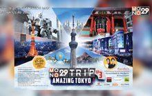 MONO29 ชวนผู้ชมร่วมสนุก ลุ้นทริปเที่ยวโตเกียว