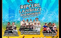 แจกบัตรฟรี!! RipCurl x Lazerface Soundwave Summer Carnival