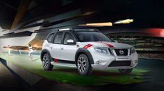 Nissan Terrano SPORT Special Edition เปิดตัวแล้วกับ SUV มาดสปอร์ตหรู
