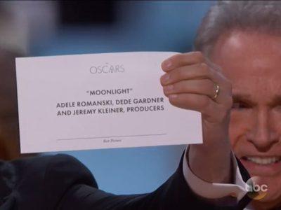 เก็บตกเกร็ด Oscar 2017 ในค่ำคืนอันแสนวุ่นวาย