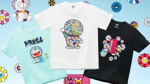 UNIQLO เซอร์ไพรส์แฟนๆ ด้วย คอลเลคชั่น Doraemon UT ออกแบบโดยดีไซน์เนอร์ชื่อดัง