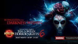 Halloween Horror Nights ตะลุย ฮาโลวีน 2016 ที่ USS