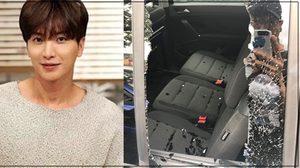ระทึก! ลีทึก Super Junior ถูกทุบรถ-ขโมยของที่สวิสเซอร์แลนด์!!