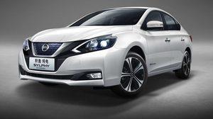 เปิดผ้า New Nissan Sylphy กับขุมพลัง EV สำหรับ China Only
