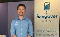 คลินิกเปิดใหม่ในออสเตรเลีย รักษาอาการแฮงค์ได้ด้วยการทำ IV drip และให้ออกซิเจน