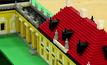 โปแลนด์จัดกิจกรรมต่อเลโก้ 15,000 ชิ้น