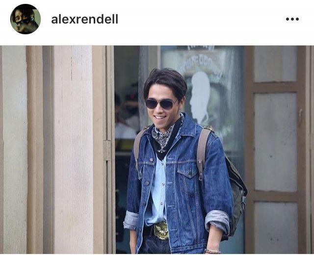 อเล็กซ์ เรนเดล