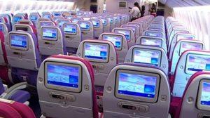 การบินไทย เปิดใช้บริการ wi-fi บนเครื่องลำแรกของไทย!