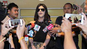 """ตำรวจปรับ """"เมเปิ้ล"""" สาวเปลือยไลฟ์สด 500 เจ้าตัวเตือน! หญิงไทยอย่าเลียนแบบ"""