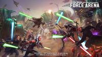 Star WarsForce Arena อัพเดทจัดหนัก กับบรรดาตัวละครและเนื้อหาภาคต่อ