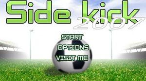 เกมส์ฟุตบอล Side Kick 2007