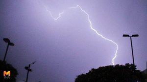 กรมอุตุฯ เตือน ระวังอันตรายจากฝนตกหนัก และคลื่นลมแรง