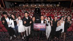 เอาใจช่วยคอหนังพันธุ์อึด! ในกิจกรรมดูหนังมาราธอน Major Cineplex Movie Marathon รวมพลคนรักหนัง 2017
