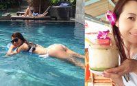 Maki Hojo ดารา AV ญี่ปุ่น แอบมาอวดความเซ็กซี่ถึงประเทศไทย