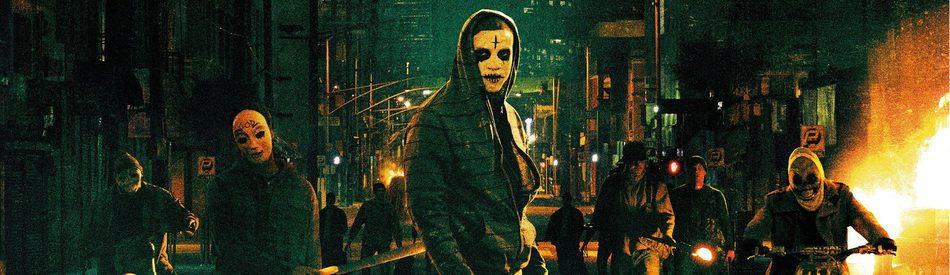 The Purge : Anarchy คืนอำมหิต คืนล่าฆ่าไม่ผิด