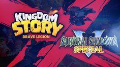 Samurai Shodown x Kingdom Story ใครจะเป็นผู้แข็งแกร่งที่สุดในใต้หล้านี้!