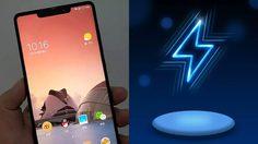 Xiaomi Mi Mix 2s จะเป็นรุ่นแรกที่รองรับ Wireless Charging ของเสี่ยวมี่