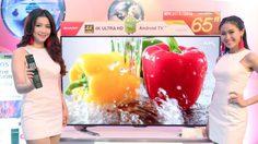 """ชาร์ปเปิดตัว AQUOS Android TV Series """"Unleash the YOU Dimension"""" ปลดปล่อยมิติความบันเทิงในตัวคุณ"""