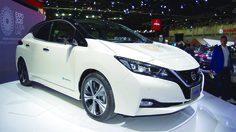 Nissan อาจส่ง Nissan Leaf วางจำหน่ายในอินเดียปลายปีนี้