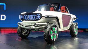 Suzuki เปิดตัว Suzuki e-Survivor รถตัว Concept