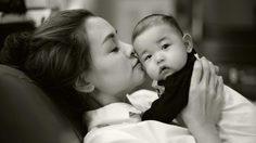 วิกกี้ สุนิสา นางเอกสาวสวย บทบาทคุณแม่ในชีวิตจริง กับ ลูกชายสุดเลิฟ!!