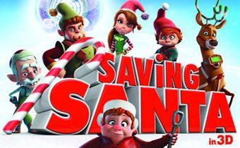 Saving Santa ภูติจิ๋วจอมซ่าส์ ตามหาซานตาจอมแสบ