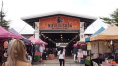 11 Night Markets Around Bangkok to Visit (updated)