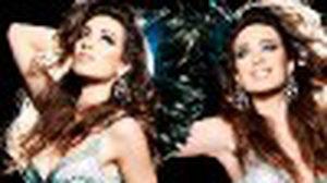 Miss Universe 2011 Glam Shot สวยสะบัดช่อ