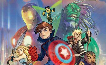 Next Avengers : Heroes of Tomorrow ฮีโร่ของวันพรุ่งนี้