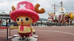 ญี่ปุ่นเอาใจแฟนๆ Onepiece ด้วยภัตตาคารลอยน้ำเรือ THOUSAND SUNNY!!