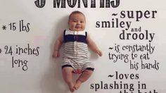 พ่อแม่มือใหม่ มาอ่านเร้วววว! 12 เดือนแรก ของเบบี๋ หนูมี พัฒนาการ ยังไงบ้างนะ