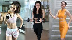 หุ่นดีไม่พึ่งแอป! เพราะออกกำลังกายหนักมาก ไอซ์ อภิษฎา ใส่อะไรก็สวย