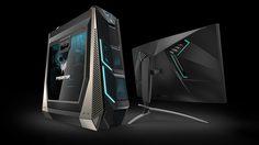Acer เสริมทัพขุนพล Predator ด้วยเกมมิ่งเดสก์ท็อปพร้อมแก็ดเจ็ตใหม่อันทรงพลัง!