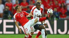 ฝรั่งเศส เจ๊า สวิตเซอร์แลนด์ ไร้สกอร์ ควงกันเข้ารอบ 16 ทีม ยูโร 2016